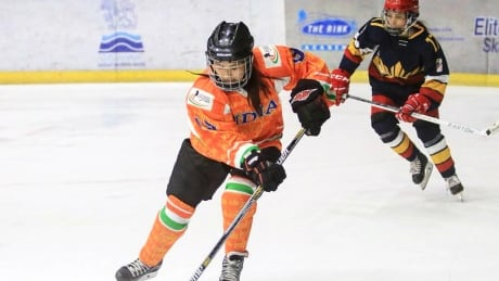 From frozen ponds and second-hand gear, India women's hockey team has come a long way to compete in Canada