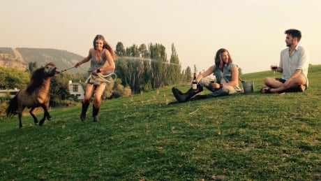 Filmmakers fall head over heels for Okanagan after location shoot