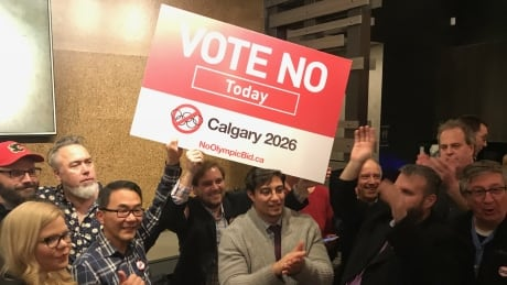 'The people have spoken': Calgary mayor confirms 2026 Olympic dream is dead after vote