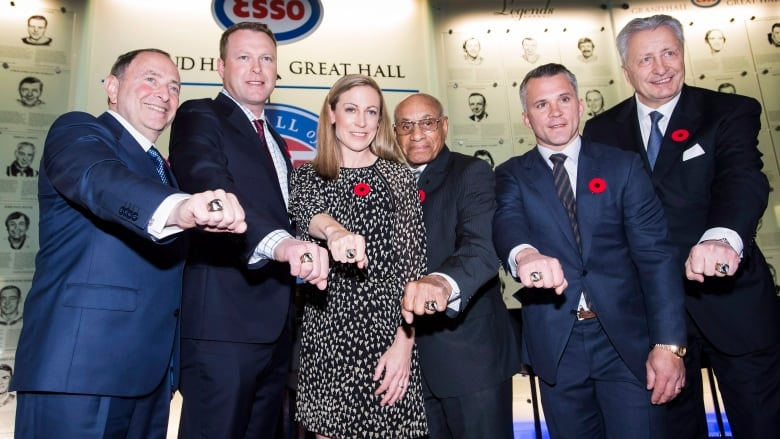 Hockey Night In Canada Podcast: Jayna Hefford, Brian Burke On Everything Hall Of Fame (audio)