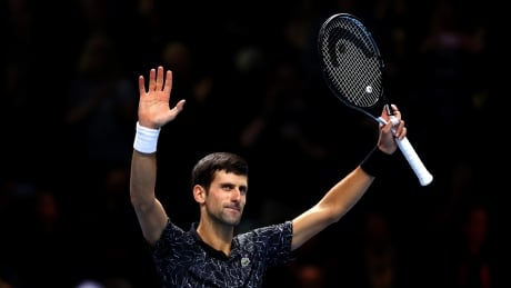 Djokovic aiming to cap stellar season with ATP Finals title