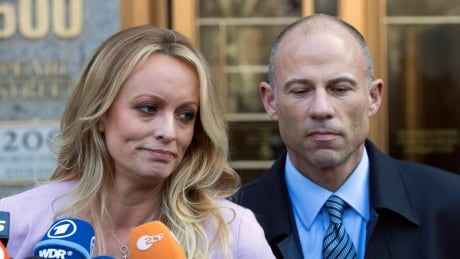 Lawyer who represented Stormy Daniels charged with defrauding her