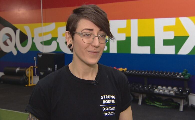 'This is like home to me': Edmonton's Queerflex gym expands in new space