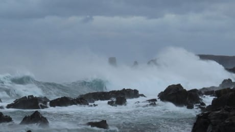 most intense storm on the planet pounding newfoundland and labrador say officials