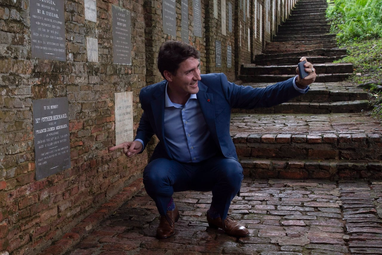 The Trudeau family history you didn't know: 'Singaporean