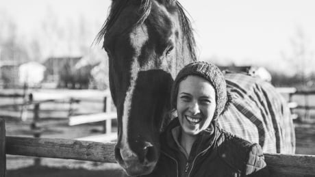 A helping hoof: Horse therapy popular in Saskatoon