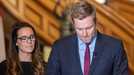 Gallant's regrets turn to successes in 'jaded' Liberal leader's farewell