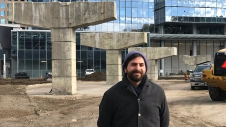 Why this man is fighting to save old highway pillars, aka Toronto's 'modern Stonehenge'