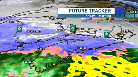 Winter driving season begins Friday in the Maritimes