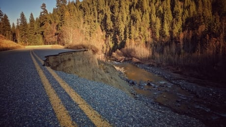 Residents south of Quesnel frustrated by months-long impassibility of West Fraser Road