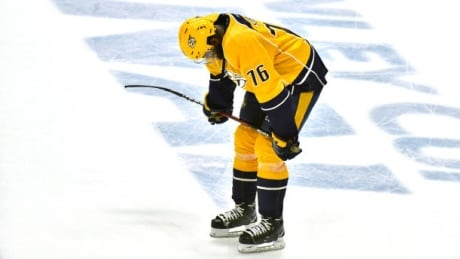 Predators' Subban placed on IR, Arviddson out up to 8 weeks