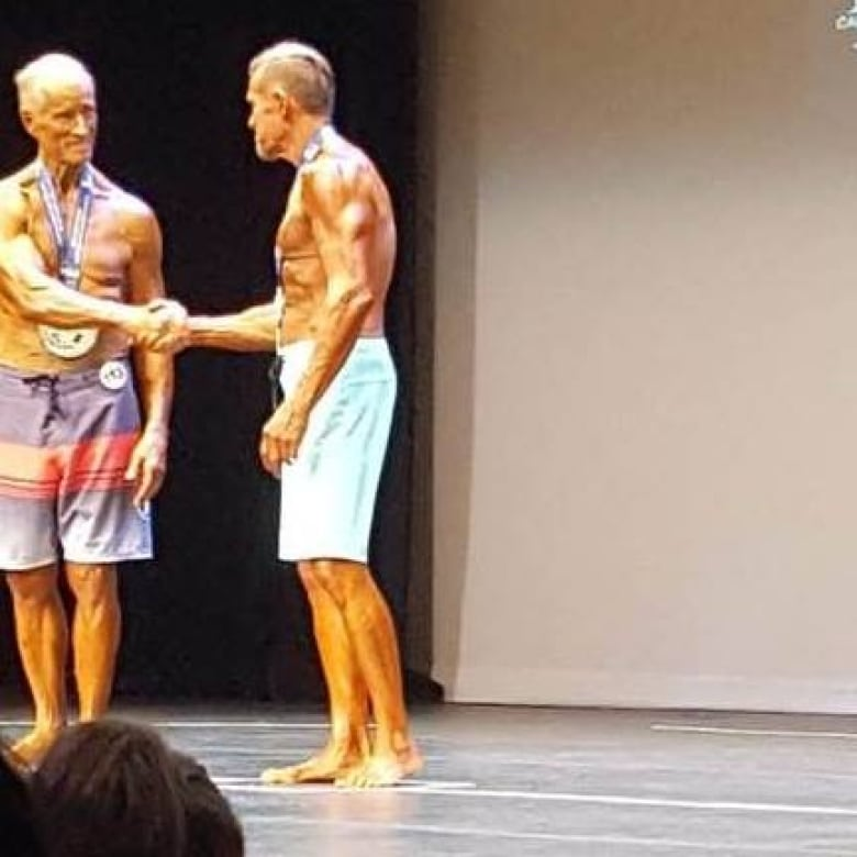 Fredericton grandpas impress at bodybuilding championships