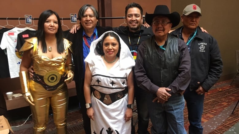 How Star Wars Made It Possible To Open A World Of Speaking Navajo Cbc Radio