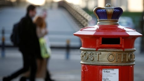 Royal Mail mailbox