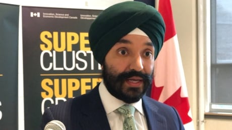 Supercluster project to drive Atlantic innovation moves ahead with $153M from Ottawa