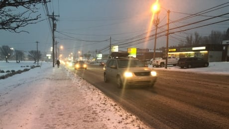 Second storm in a week hits P.E.I.