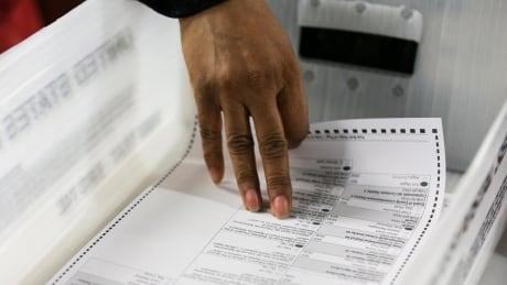 Florida starts painstaking hand recount in U.S. Senate race