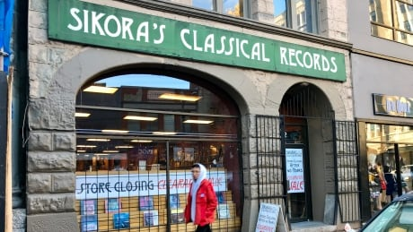 Vancouver's only classical record store calls it quits after 40 years