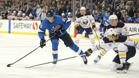 Jets fall in lengthy shootout after defensive struggle with Sabres