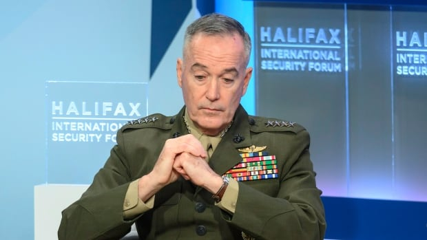 Top U.S. general says competition with old foes requires new strategies
