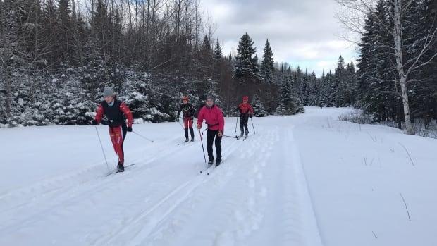Cross Country Skiing Kitchener Waterloo