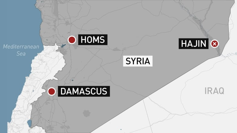 Led airstrikes kill 40 in IS-held area of Syria