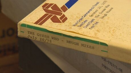 Saved from a dumpster, Winnipeg museum's new trove of Guess Who recordings could include unreleased music
