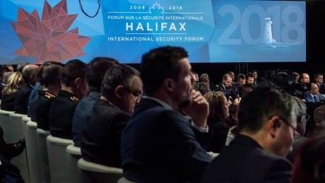 Halifax Security Forum 20181117