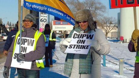 Canada Post CUPW labour dispute