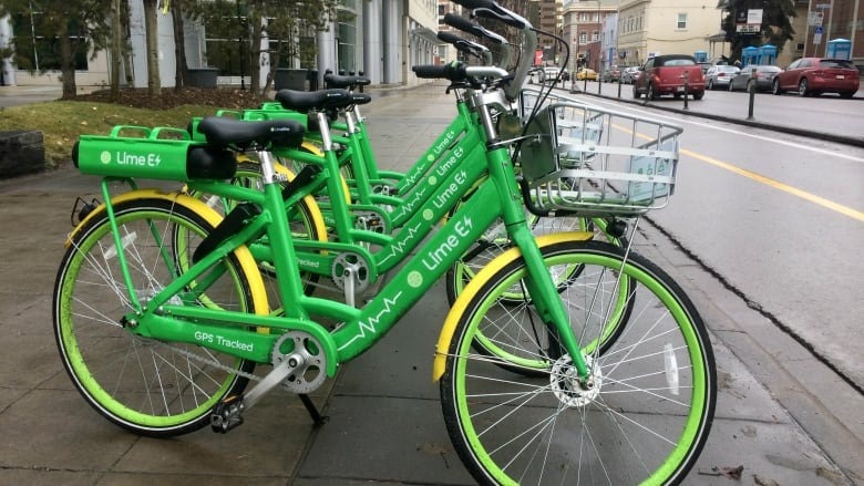 Lime Bikes Are Technically Illegal In Alberta But Don T Expect A