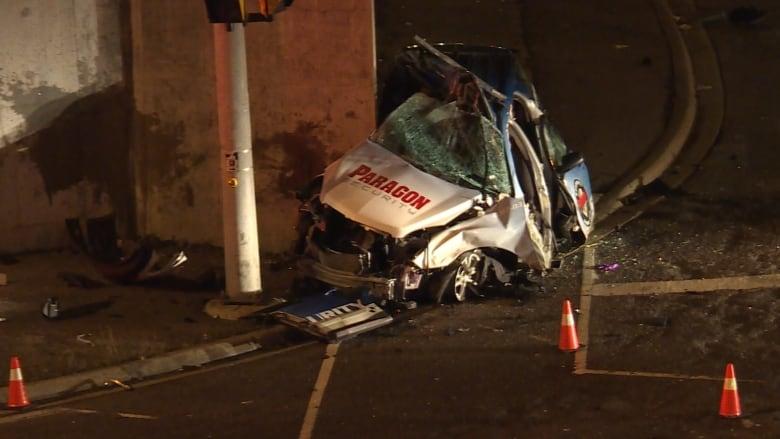 Man, 50, killed in suspected drunk-driving crash near