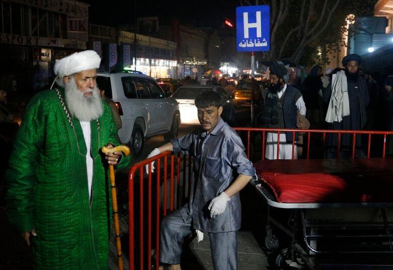 Kabul explosion kills 40 at gathering of clerics