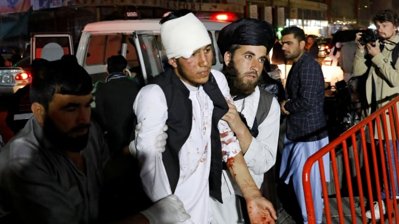 Afghanistan declares day of mourning after deadly bomb attack