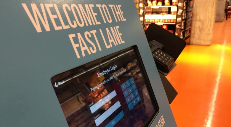 loblaws cranks up self checkout with app that scans items while you