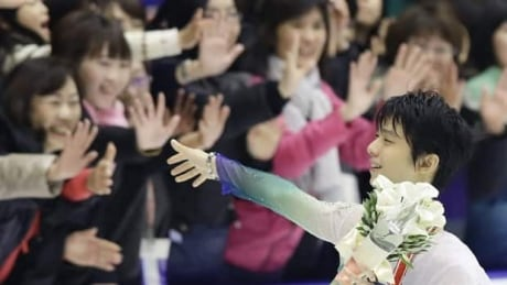 Yuzuru Hanyu's fans are the greatest