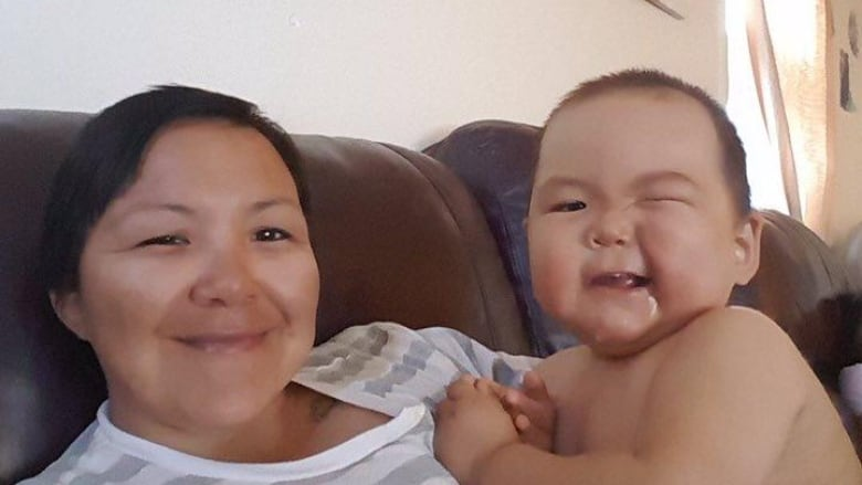 Igloolik children covered in sores because of black mould in public housing unit