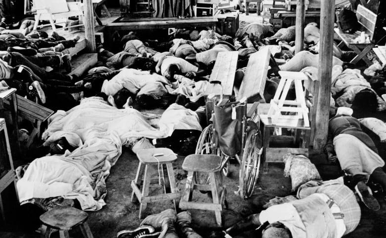 Image result for jonestown massacre