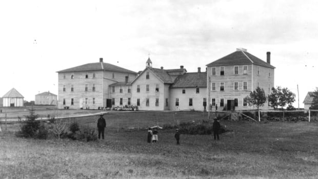 Former Delmas residential school grounds to be searched with ground penetrating radar this weekend | CBC News