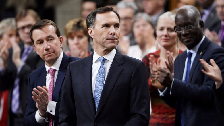 The economy is running hot. So why is Morneau still stepping on the gas?
