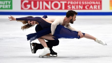 Watch the Grand Prix of Figure Skating from France