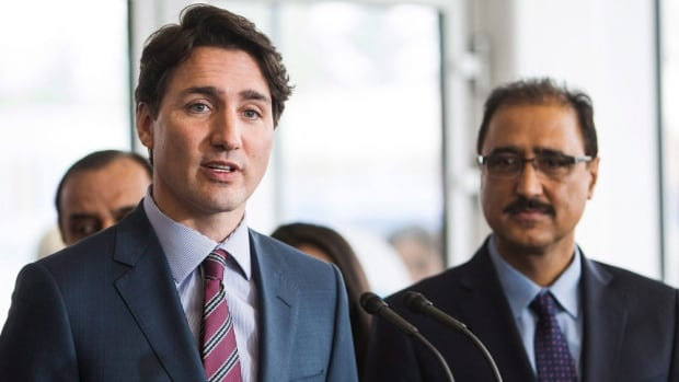Trudeau, Sohi meeting with workers at TMX's Edmonton terminal this morning