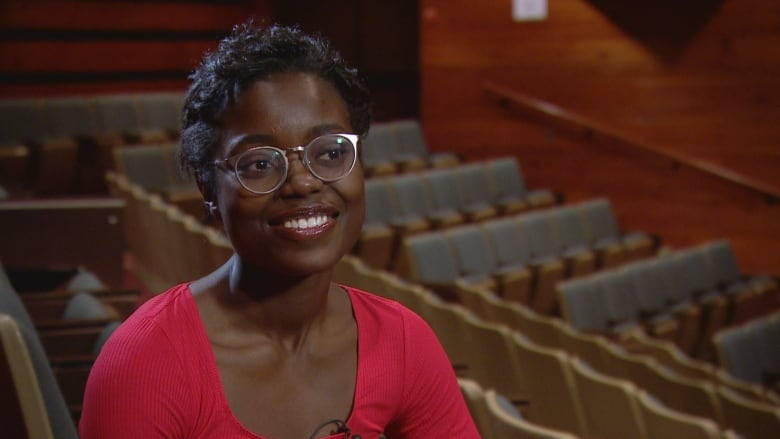 haitian canadian student brings her culture to the stage with