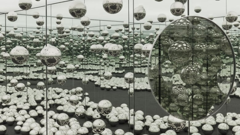 AGO says it has funds to buy a permanent Infinity Mirror room