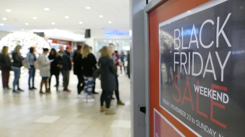 cea0e179fc15 Black Friday is a convenient way for Canadian retailers to kick-off the  holiday shopping season