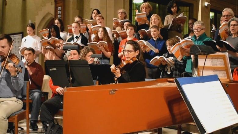 Hallelujah! Handel's Messiah is here again | CBC News