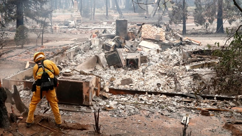 Camp Fire is 100% contained as death toll stands at 85