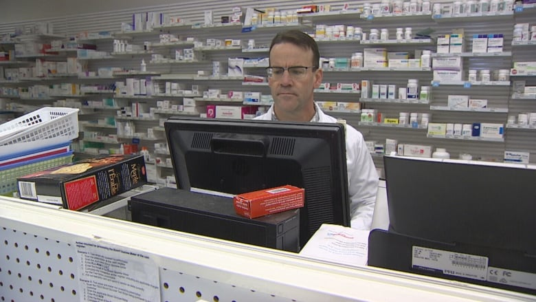 P.E.I. Pharmacists Were Unable To Access The Province's