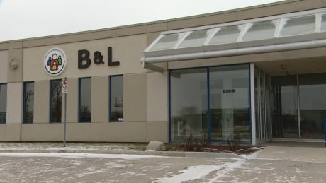Exterior of B & L Resources for Children, Youth and Families