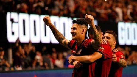 Atlanta United routs Red Bulls to open MLS East Final