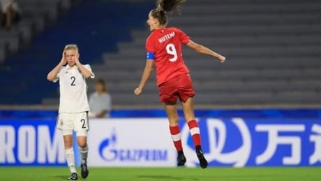 Huitema sends Canada to 1st FIFA U17 Women's World Cup semifinal appearance